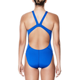 Nike Swim Poly Core Solid Fast Back Bañador Mujer, game royal